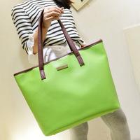 2014 new European and American style fashion simple shoulder bag handbag Messenger bag wild sell free shipping B026