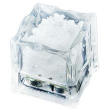 Water Submersible Flashing LED Multi,Color Freezable Ice Cube Rocks(China (Mainland))