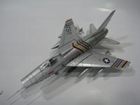Airplane Amer com 31 . north american f-100c super 1 : 100 alloy models  free shipping