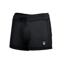 Leevy elastic running shorts professional fitness sports shorts female lrwb1107