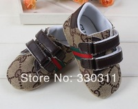 2014 explosion models fashion baby shoes leisure soft bottom non-slip baby toddler shoes 11-13cm 3pc/lot