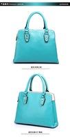 New 2014 PU Leather Fashion women messenger bag