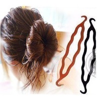 Min Order $15(mixed order)  Magic tricks disk hair stick hair tools   YX258
