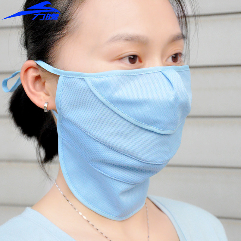 [ Force ] soul summer sun super slim UV Neck cycling masks dust masks(China (Mainland))