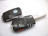 VW 4 button ( 3 +1) remote key 1K0959753P control 315mhz : 1K0 959 753P