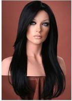 2014 new Straight - 100% Front Wigs~ - wig  Brazilian fashion shipping free