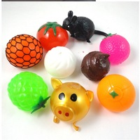 Vent ball vent fruit decompression toys tools