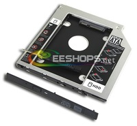 for Lenovo IdeaPad Z500 Y510P Y510 Series Laptops 2nd HDD SSD Caddy Second Hard Disk Drive CD DVD Optical Bay Replacement  New
