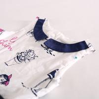 wholesale 14 models beautiful summer dress children's clothing 6pcs/lot t032016