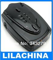 High quality SHO-ME 525+ Car Radar Alarm Detector with X/K/KA/Ultra-X/Ultra-K/Ultra-KA/VG-2/Laser 360 Degree Russian