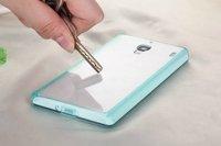 New 2014 Original Soft TPU Back Cover Case for Xiaomi Hongmi Red Rice Case Transparent Dustproof Plug High Quality Phone Cases
