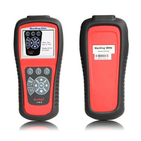 autel maxidiag elite md802 md 802 MaxiDiag Elite code reader all system update online+ds model+oil service reset+epb(China (Mainland))