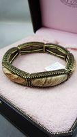 Bracelet vintage gold multicolour stone 140221 008 02