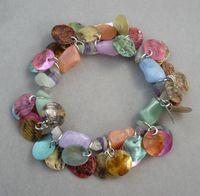 Bracelet shell romantic