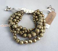 Bracelet vintage lucky beads bead