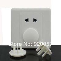 baby safety socket set 3 hole socket protective cover 100pcs/lot