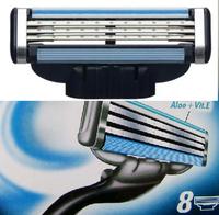 Best Original  Razor Blades for Men Best Quality Razor blade Shaving  US&RU&Euro  8pcs/lot Free shipping FH102