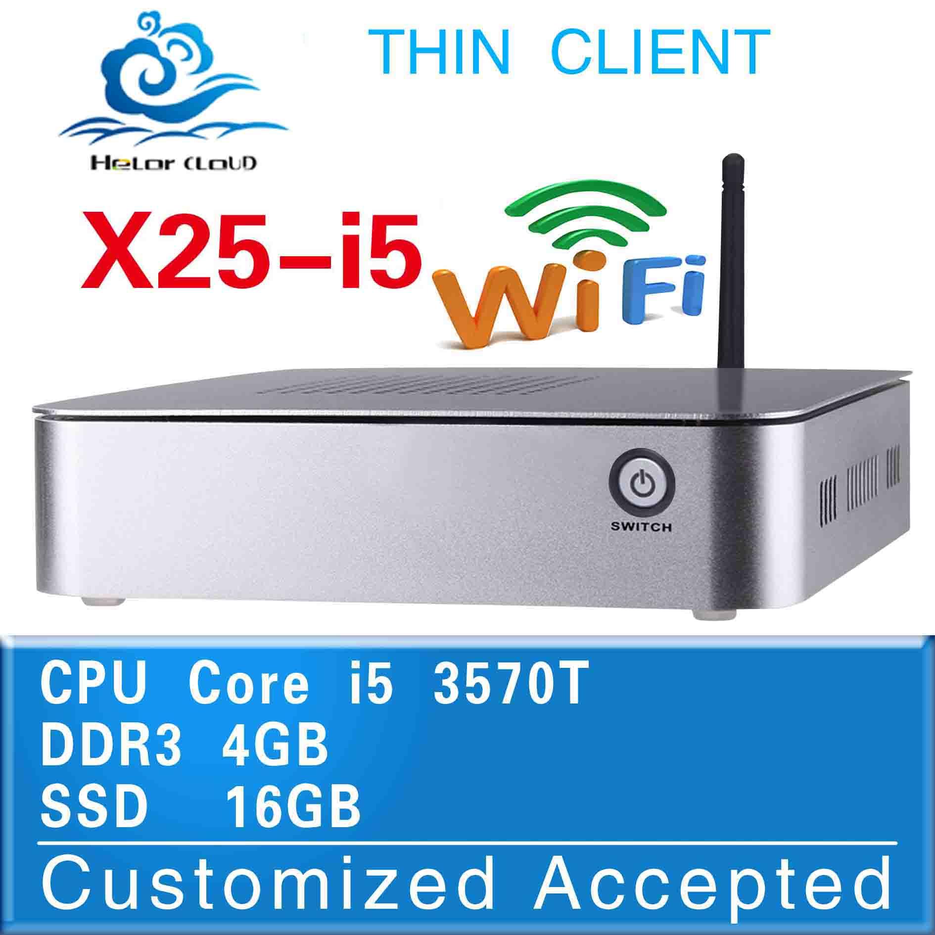 2. wholesale!!x25-i5 intel 2390t 4gb ram 16gb ssd mini computer atom desktop pc thin client linux support hd video(China (Mainland))