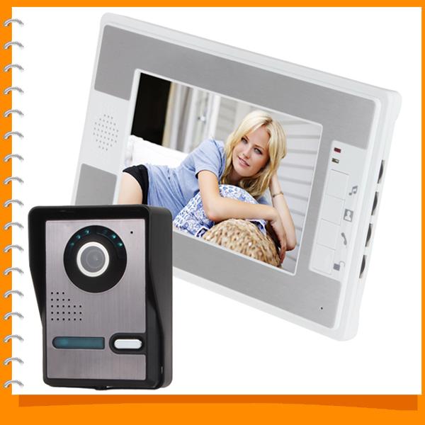 Видеодомофон - 7/tft LCD