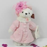 Quality birthday gift cloth doll teddy doll