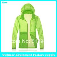 Dropshipping New Fashion Fishing Sports Coat Brand Outdoor Uv Protection Camping Waterproof Hiking Jacket summer men jacket 2014