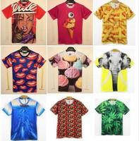 Мужская футболка Men 3D t 3D t