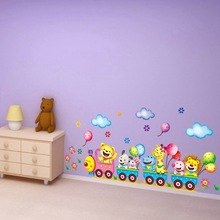 children wall sticker promotion