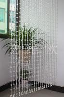 Crystal bead curtain partition entranceway classic transparent pearl entranceway