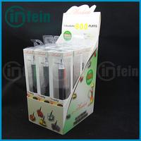 Free shipping 800 puffs e hookah e shisha smooth e hookah disposable cigarette 6colors 6 flavor 10pcs/lot (10* e hookah)