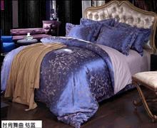 wholesale comforter set blue