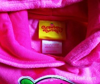 strawberry girl fleece jacket plus piece fitted leggings free shipping