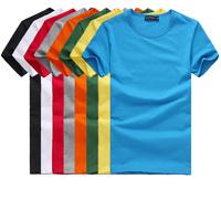 Men's short sleeve T-shirt in summer  T shirt men male short-sleeve T-shirt