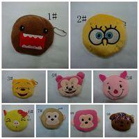 MIC Lots10 Pcs  Cute Mix  Animals Foldable Eco Reusable Shopping Bag 39.5cm x38cm e40