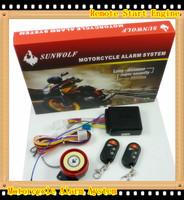 Free Shipping 50 pcs/Set Wholesale Motorcycle bike  Alarm system/Set anti-theft tips