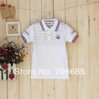 Children's short sleeve t-shirt boy and girl's fashion t-shirt children's t-shirt Freeshipping