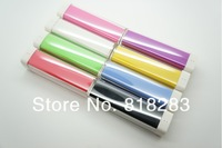 Lipstick External Backup Battery Charger Portable Power Bank For Iphone 5 5S 4 4S For Samsung For mp3