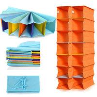 New Non-woven Fabric Storage Bag Case Organizer Wardrobe Chest Hanging Drawer 6,7,8 Layer