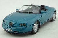 Alloy car models/Favorite Cars/1:24/Alpha Romeo Cabriolet
