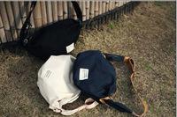 2014 Unisex Women men New Canvas Shoulder School Bag BookBag handbag Crossbody Trave