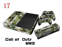 Call of Duty MW3 Decal Cover for Xbox One Controller Decal Sticker  for Xbox One Controller  10PCS/LOT