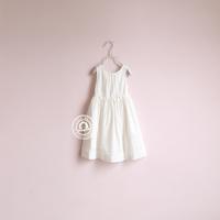fashion female child j-lesrvier small racerback small cut flower tank dress one-piece dress full dress