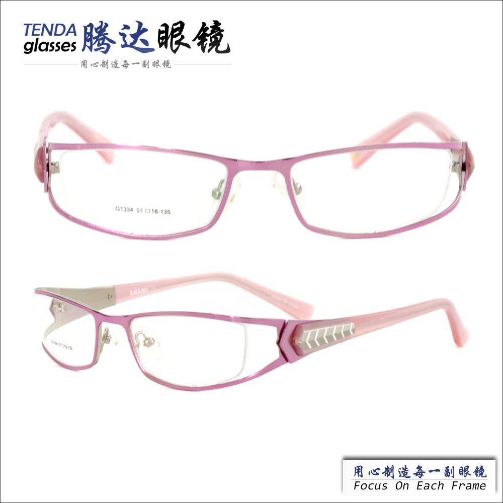 Ladies Eyeglass Frames 2014 : Aliexpress.com : Buy New Fashion Designer Eyeglass Frames ...