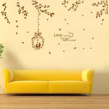 birds decoration promotion