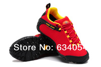 cheapest brand on sale water proof women shoes couple outdoor and trekking shoes fashion style zapatillas botas de Mujer