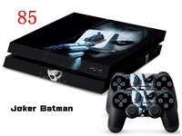 vinyl decal sticker  for PS4 Joker Batman skin for ps4 Game console
