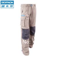 Decathlon Children Outdoors Pants Anti Ultraviolet Radiation Detachable Quick Drying Pants UV trousers QUECHUA