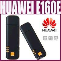Unlocked Huawei E160  3G Wireless Modem USB stick 3G Dongle data card Free shipping