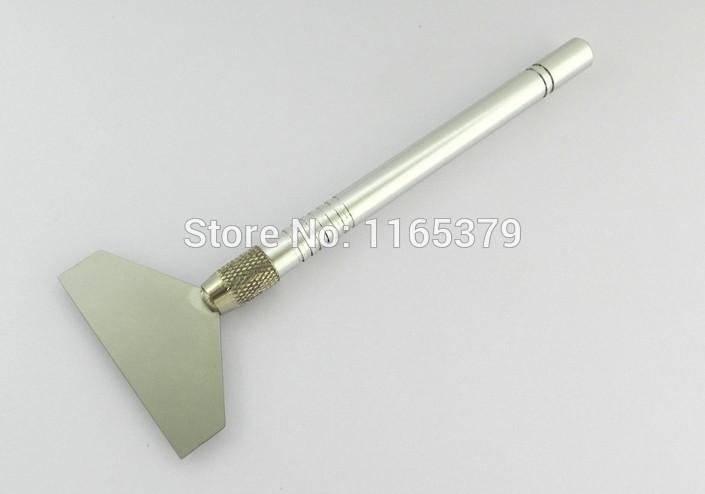 Wholesale solder mixer slicker, SMT solder paste slicker, aluminum materials, 45mm(China (Mainland))