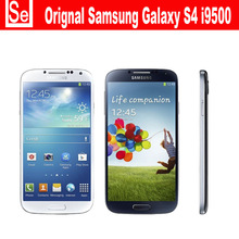 100% Original Samsung GALAXY S4 i9500 Mobile Phone 13MP Camera 2GB RAM 16GB ROM 5.0″ inch HD 1920X1080 GPS Refurbished Phone