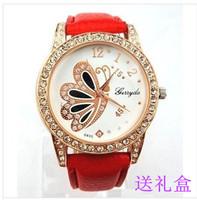 Women's diamond waterproof strap quartz watch mechanical watches fashion women's sports watch